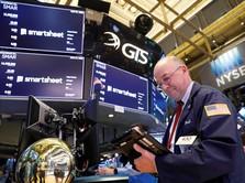 Inflasi AS Lemah, Wall Street Lanjutkan Reli
