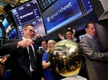 Vaksin Moderna Manjur Lawan COVID-19, Wall Street to The Moon
