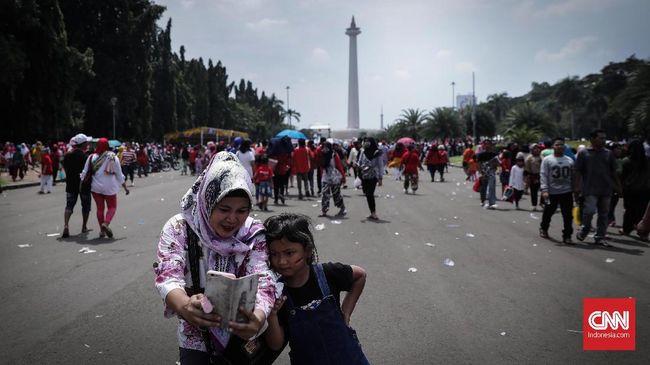 Reaksi Panitia Soal Ricuh Gelaran Pesta Rakyat di Monas