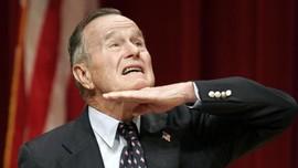 George HW Bush, Akhir Sang Jawara Perang Teluk
