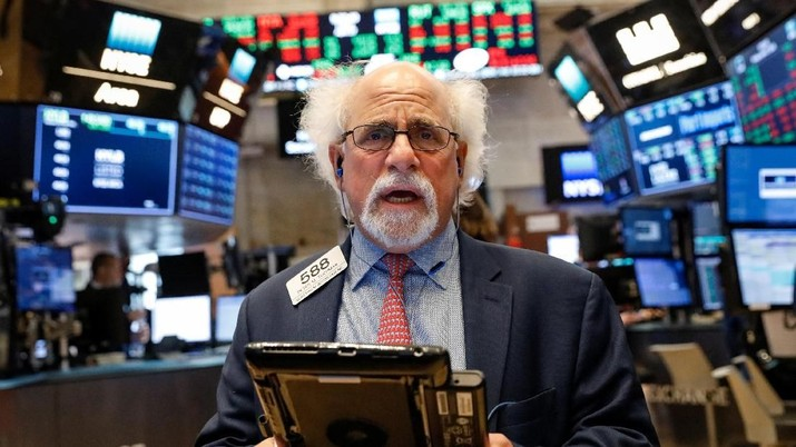 Tunggu Rilis Data Ekonomi, Wall Street Berpotensi Dibuka Naik