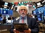 Selama Libur Lebaran, Bursa Saham Global Babak Belur