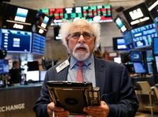 Ketakpastian Pilpres Naik, Dow Futures Berbalik Turun 58 Poin