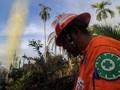 Semburan Minyak di Aceh Masih Setinggi 30 Meter
