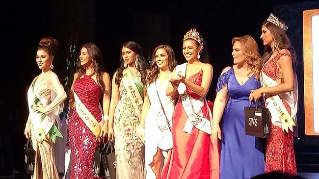 Indonesia Raih Runner-Up 1 'Miss Eco International 2018'