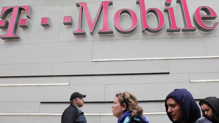Nilai Merger T-Mobile dan Sprint Capai Rp 360 T