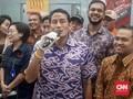 Sandiaga Nilai Kebijakan 'Run To Work' Terlalu Heroik