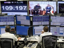 Yen Melemah, Bursa Saham Tokyo Menguat 0,38%