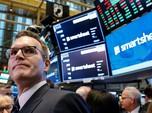The Fed Bawa Angin Segar, Bursa AS Ditutup ke Zona Hijau