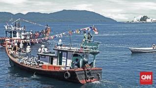 Syukuri Laut, Ratusan Nelayan Sabang Gelar Khanduri Laot