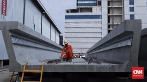 Risiko Mangkrak Menghantui LRT dan Kereta Cepat