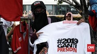 Polda Sulsel Belum Terima Izin Deklarasi #2019GantiPresiden