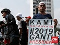 PKS Minta Semua Pihak Menahan Diri soal #2019GantiPresiden