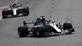 Hamilton Kembali Tercepat di FP2 F1 GP Australia
