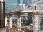 Saham BUMN Karya Mencoba Awali Pembalikan Tren Positif