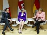 Inggris, Prancis, dan Jerman Dukung Kesepakatan Nuklir Iran