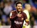 Lionel Messi Punya Gelar Lebih Banyak daripada Usianya