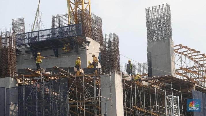 BUMN konstruksi dianggap sering tunggak utang ke vendor-vendor skala UMKM.