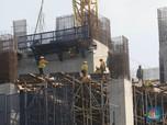 Investor Borong Saham Konstruksi, Ada Apa?