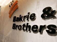 Jaminkan Saham BUMI, BNBR Investasi Rp 5,86 T dengan Utang