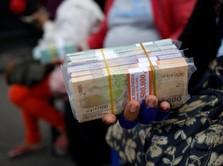 The Fed Potong Bunga Acuan, Rupiah Siap Beri Cuan?
