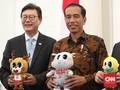 Jokowi Tawarkan Trump dan Kim Jong-un Bertemu di Indonesia
