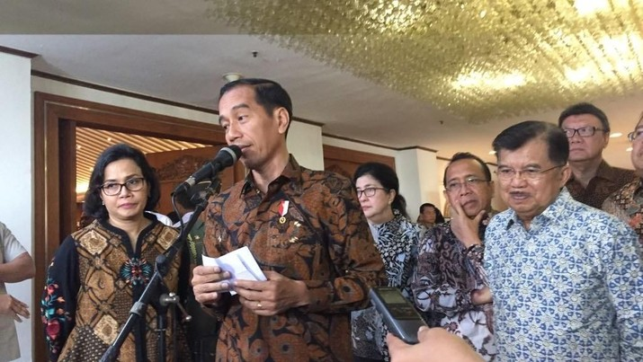 Sri Mulyani Beberkan Pertemuan JP Morgan dengan Jokowi