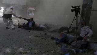 Korban Ledakan Afghanistan Bertambah Jadi 21 Jiwa