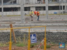 Belanja Infrastruktur Kementerian PUPR Hingga April Rp 15,4 T
