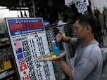 Rupiah Ditekuk Dolar AS, Dikeroyok Yen Sampai Peso