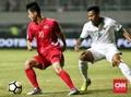 Pelatih Korut Sayangkan Hasil Imbang dengan Timnas Indonesia