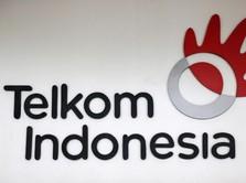 Aksi Jual Investor Asing di Saham Telkom Berlanjut, Ada Apa?