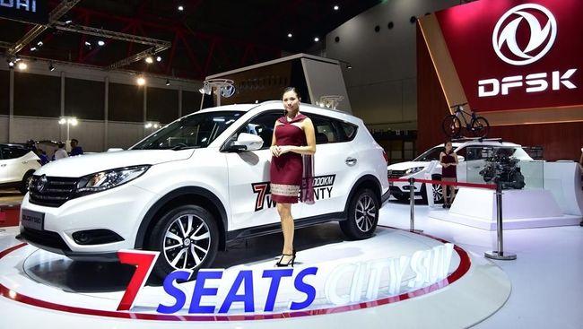 Merek Mobil China Sukses Salip Korea dan Jepang