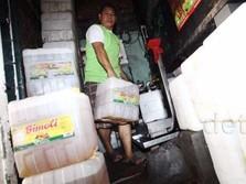 Larangan Jual Minyak Goreng Curah Dikecualikan untuk Pabrik