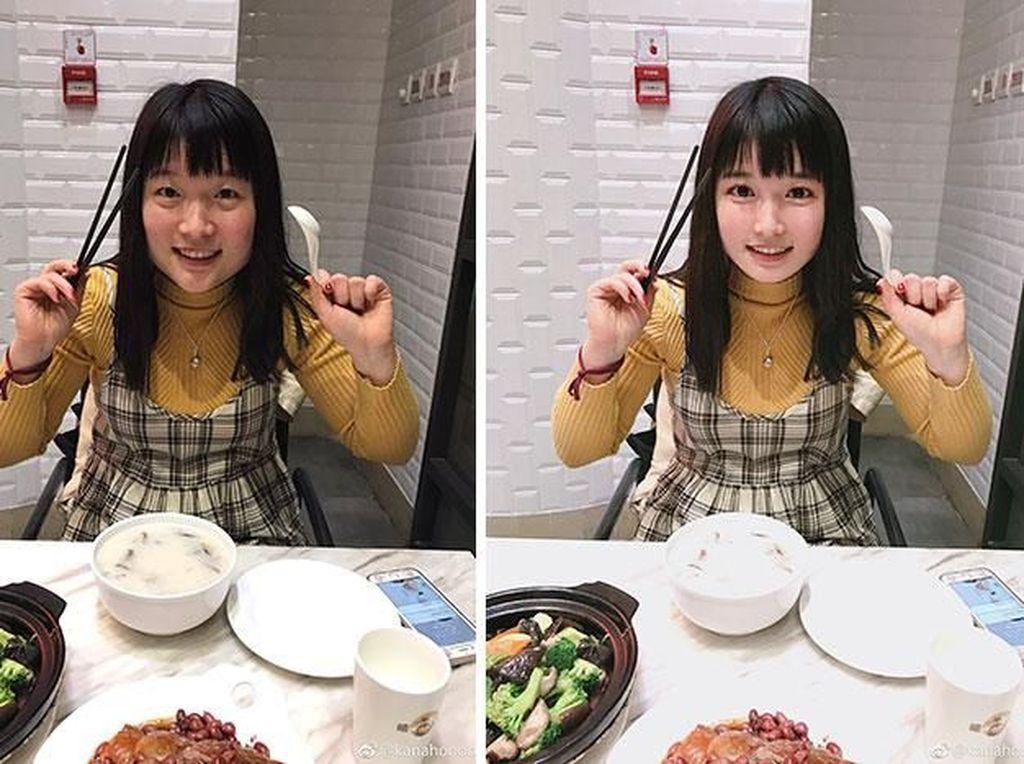 10 Pria & Wanita Ini Jadi Cakep Banget di Foto Profil, Padahal Aslinya...