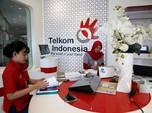Wacana Bikin Fintech BUMN, Saham Telkom Diborong Asing