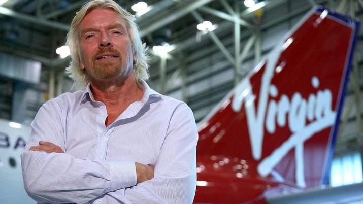 Bos maskapai Virgin Air Richard Branson mengatakan disleksia yang ia derita justru jadi kunci sukses membangun bisnisnya