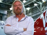 Kisah Bos Maskapai Virgin Air, Justru Sukses karena Disleksia