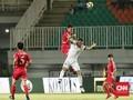 Timnas Indonesia vs Korea Utara Masih Imbang di Babak Pertama