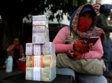 Penutupan Pasar: Rupiah Melemah ke Rp 15.070/US$