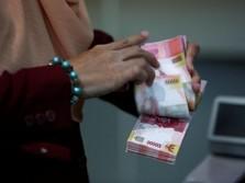 Pukul 12:00 WIB: Rupiah Tambah Lemah ke Rp 14.308/US$