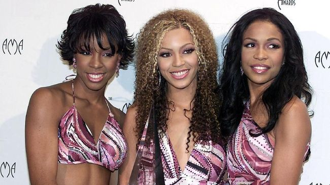 Kelly Rowland Respons Rumor Reuni Destiny's Child