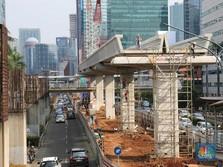Jokowi Rem Infrastruktur, Bagaimana Nasib Saham Konstruksi?