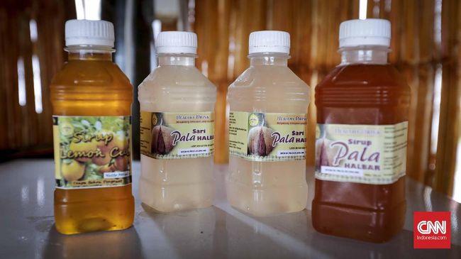 Pemerintah Siapkan Insentif Bagi Industri Makanan dan Minuman