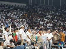 Prabowo Teken Kontrak Politik dengan Buruh di Aksi May Day
