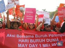 Bawa Panci, Ini Tuntutan Para PRT di Hari Buruh!