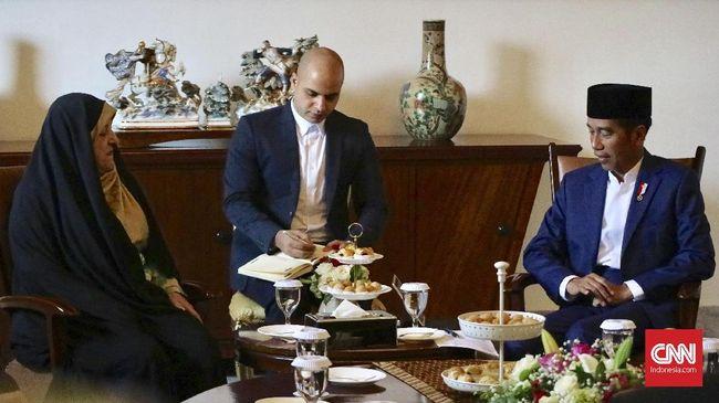 Wapres Iran Kunjungi Jakarta, Temui JK