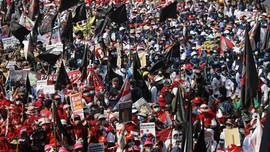 BPS Sebut Kenaikan Upah Buruh Gagal Dongkrak Daya Beli