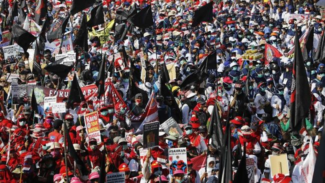 May Day, Uni Emirat Arab Peringatkan Warganya di Jakarta