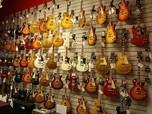 Pembuat Gitar Iconic